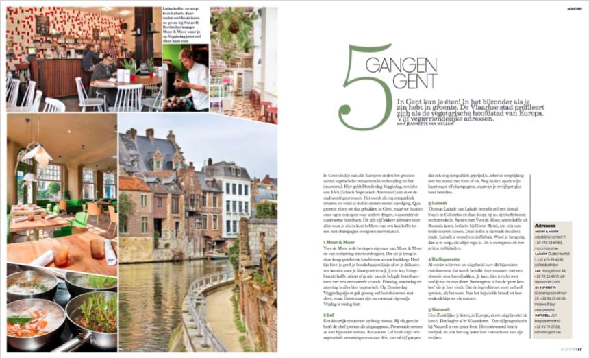 ELLE Eten Gent Jeannette van Mullem culinair journalist reisjournalist fotograaf freelance
