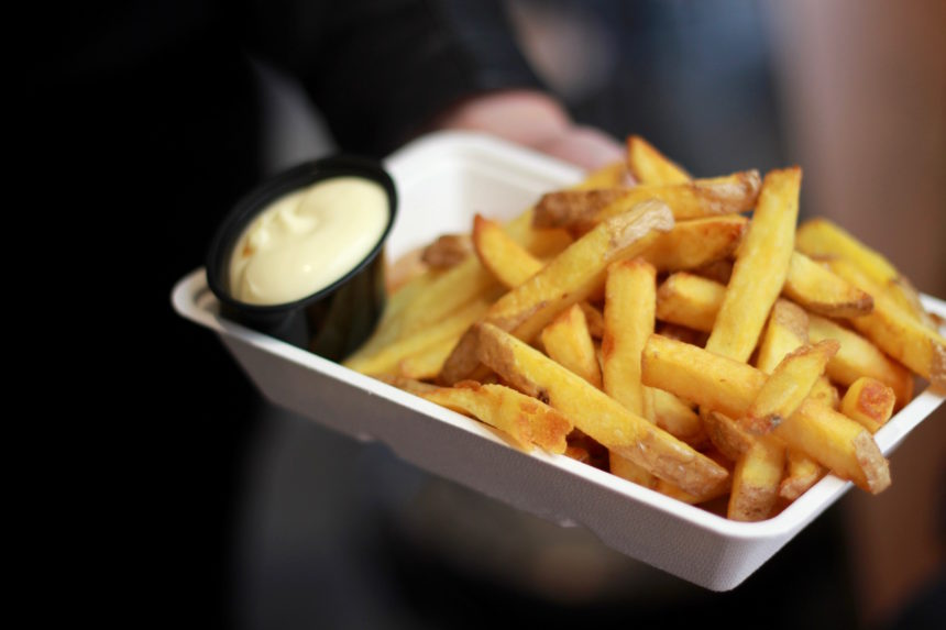 lunchen groningen frietwinkel groningen biologische friet