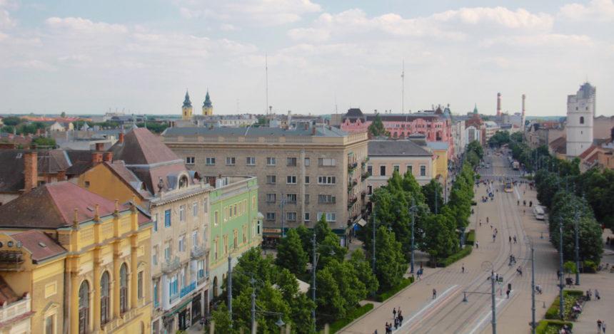 Debrecen Hongarije