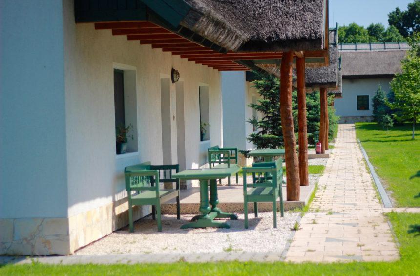 Silver Major eco hotel poesta hongarije debrecen