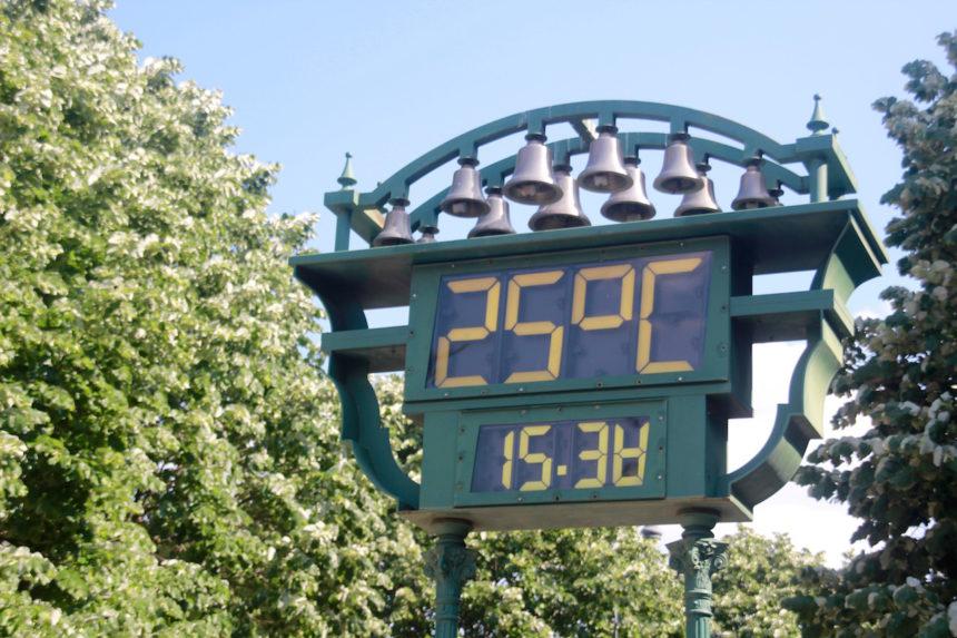 Het weer in Hongarije vakantie Debrecen temperatuur