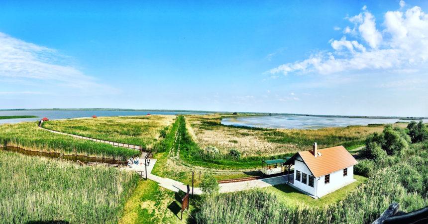 Poesta Hongarije vakantie nationaal park hortobagy