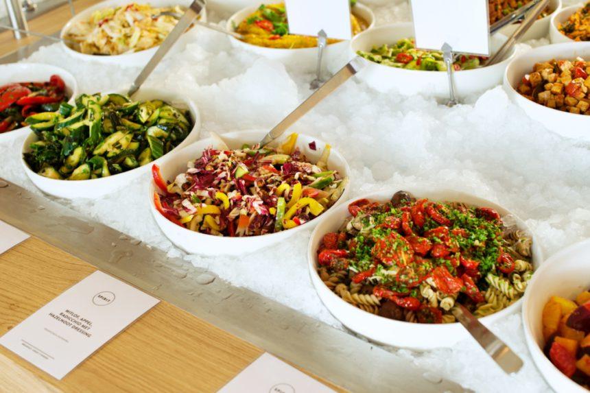 vegetarisch restaurant Spirit Rotterdam