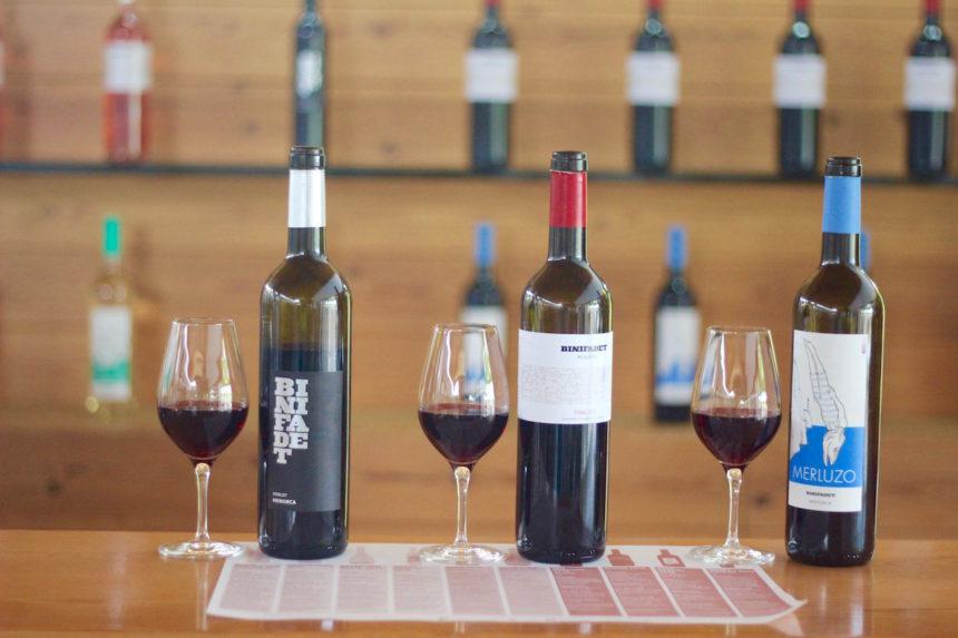 Bodegas Binifadet Menorca wijn wine