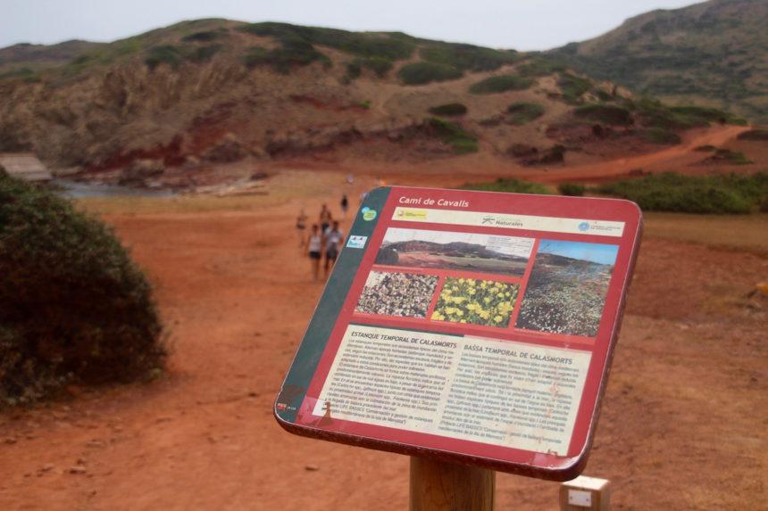 Camí de Cavalls Menorca wandelen wandelroutes reizen