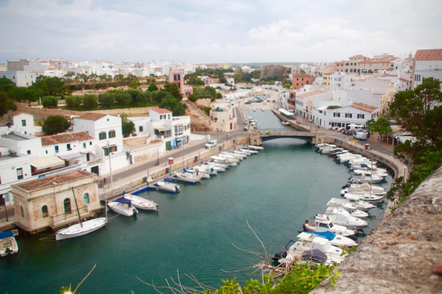 Ciutadella Menorca haven tips