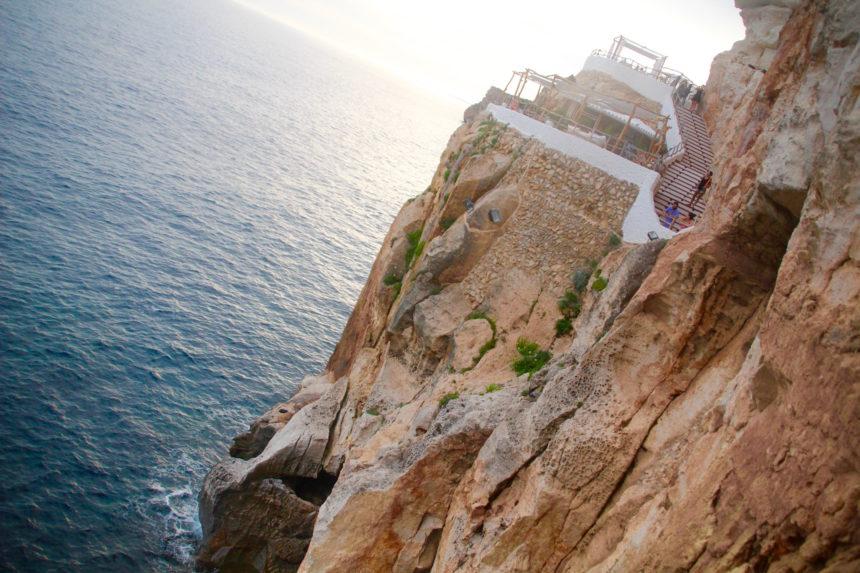 Coba d'en Xoroi Menorca tips reizen reistips reisfotografie