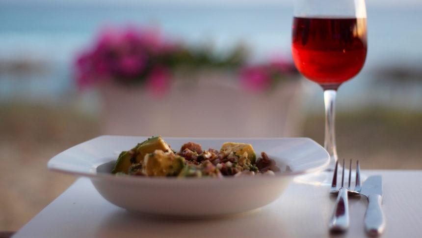 Restaurant Es Corb Mari Menorca Son Bou menorca tips