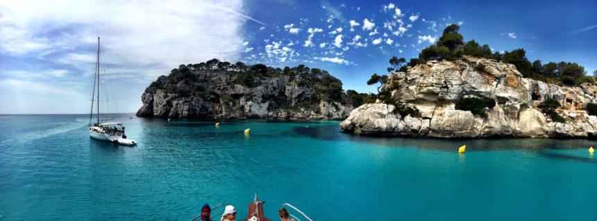 Menorca stranden tips strand Menorca tips