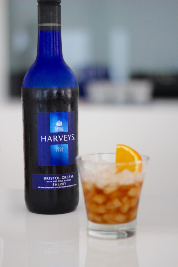 Fundador sherry bodega Harveys