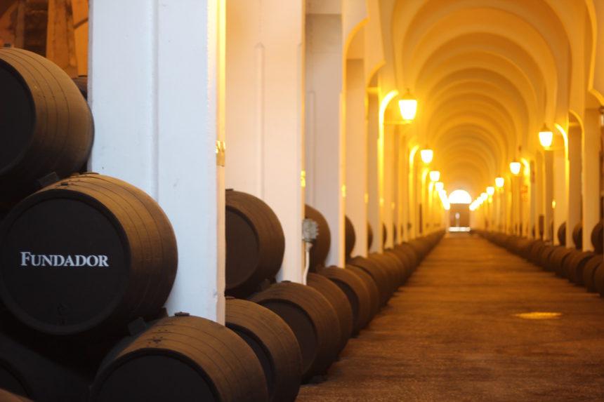 Fundador sherry bodega puuruiteten foodjournalist eetschrijver sherryschrijver wijnjournalist