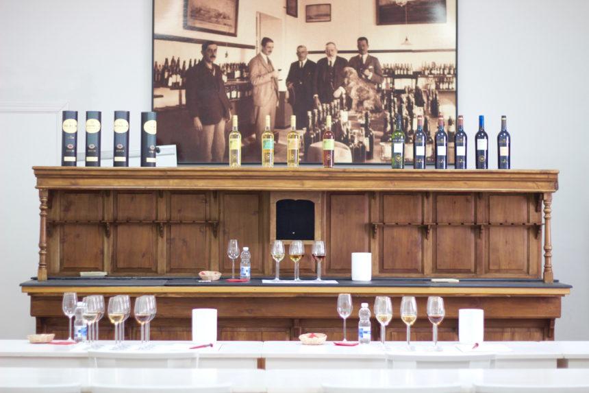 Gonzalez-Byass sherry tasting bodega puuruiteten wijnjournalist reizen reisjournalist reisfotografie