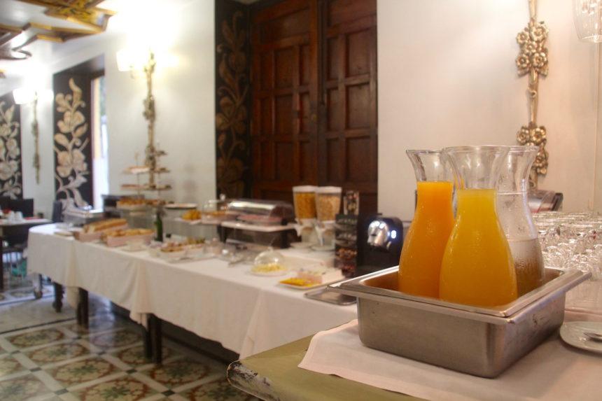 Hotel Sacristia de Santa Ana Sevilla
