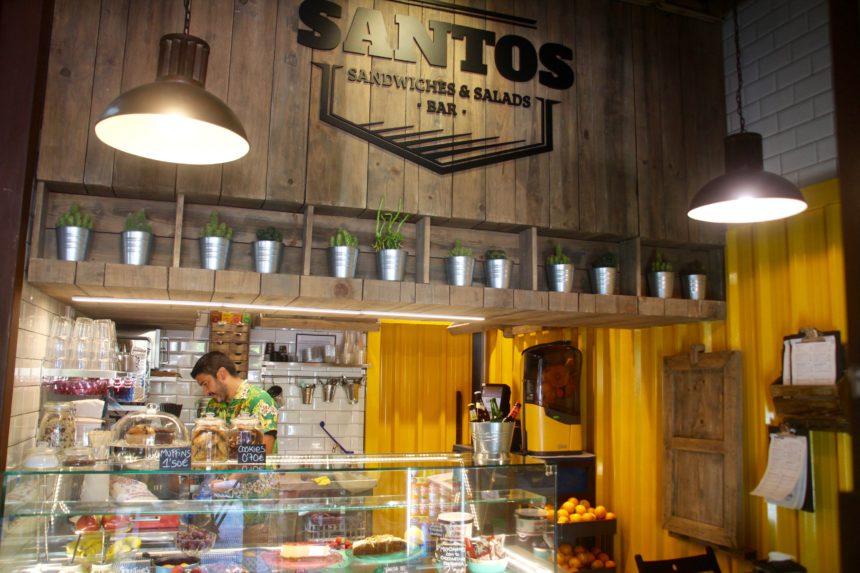 Restaurant Santos Sevilla