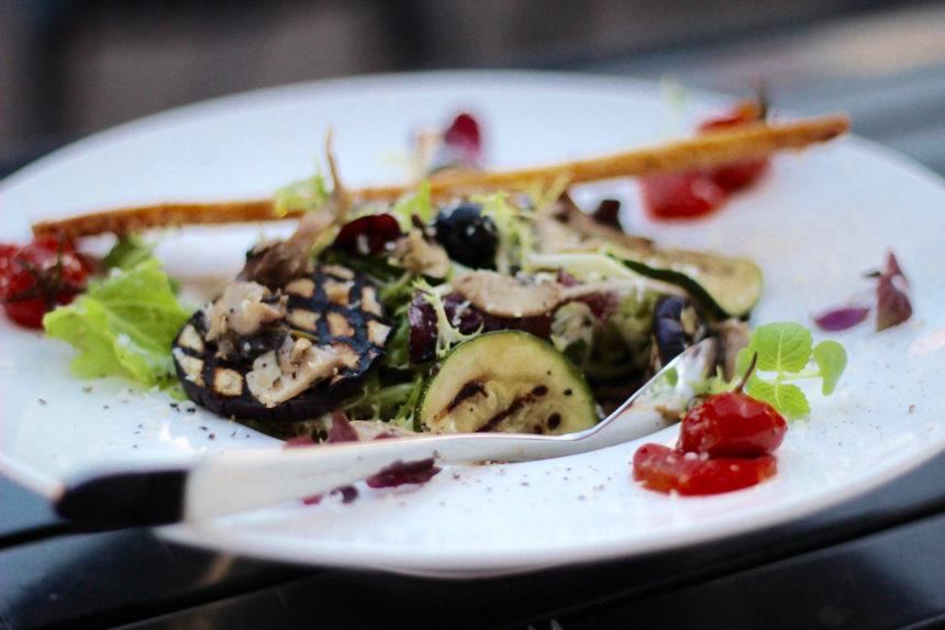Salade Restaurant Hortus Den Haag
