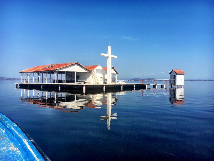 Messolonghi lagune kerk