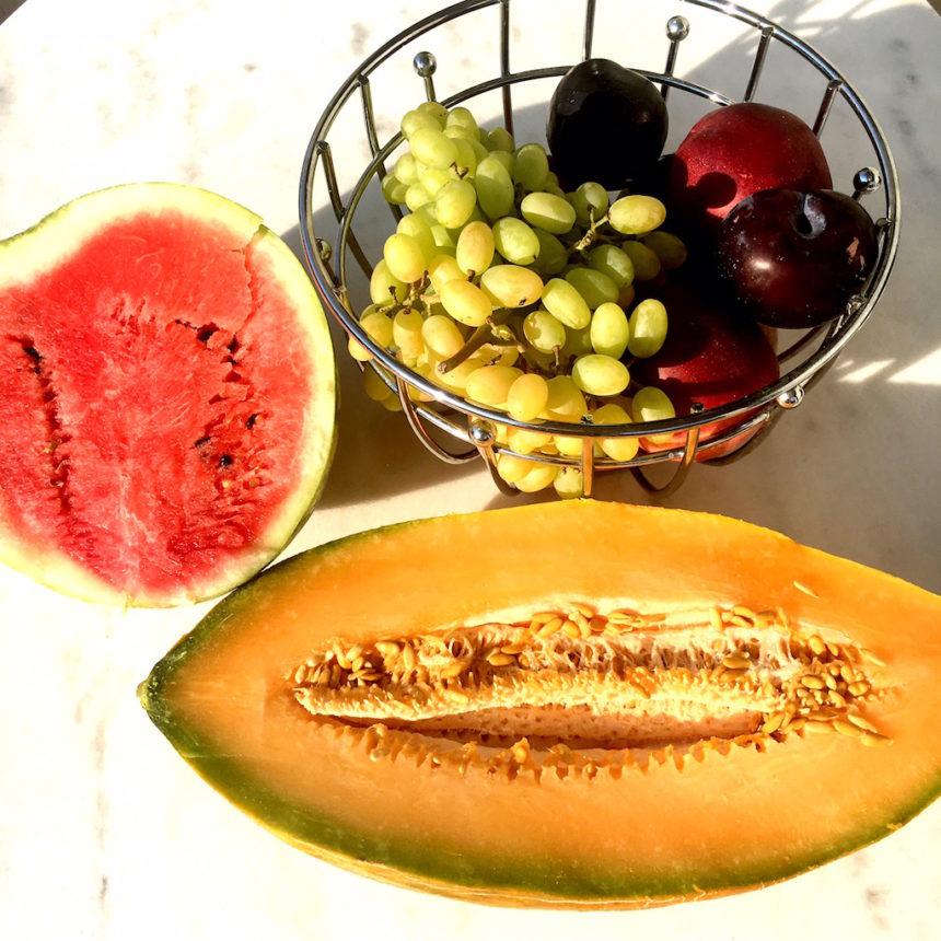 Socrates Organic Village Messolonghi greek organic fruit