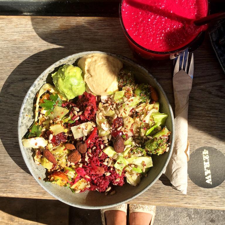 42Raw Kopenhagen glutenvrij plantaardig vegan lactosevrij tips eten restaurants
