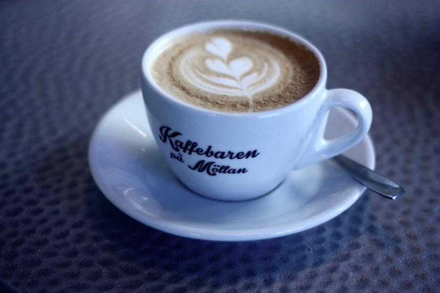 Specialty coffee @ Kaffebaren på Möllan