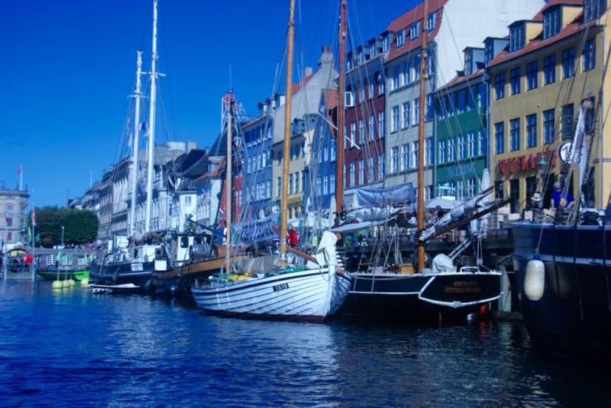 Nyhavn boottocht Kopenhagen