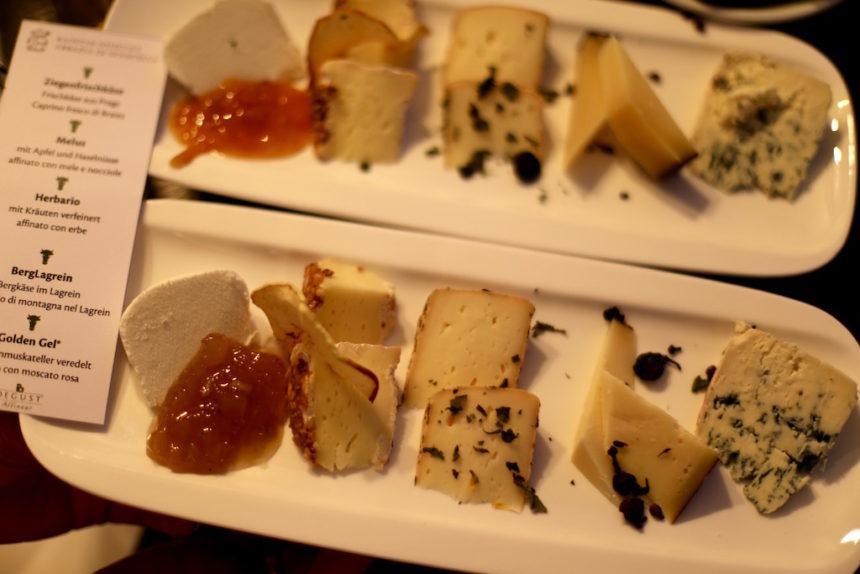 Kazen uit Zuid-Tirol kaas lokaal eten