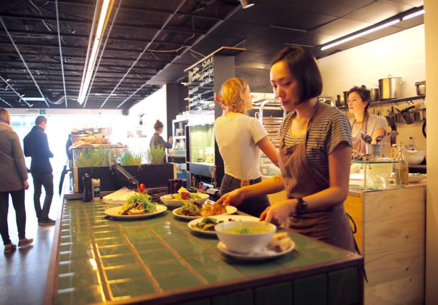 Coffeelabs Antwerpen puuruiteten foodblog reisblog biologisch