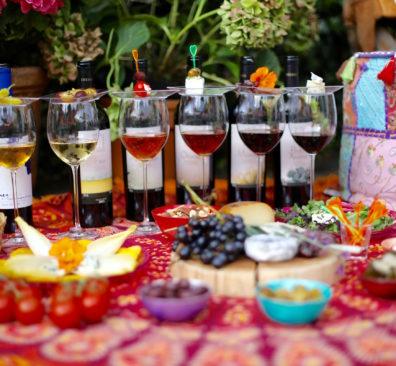 Shapas = sherry + tapas!