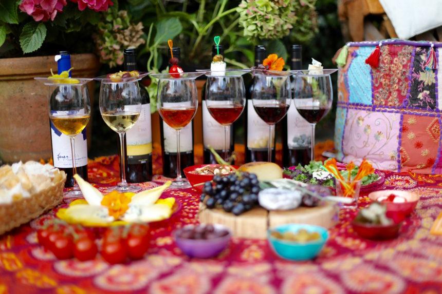Shapas sherry proeverij puur uit eten puuruiteten picknick foodblog foodblogger