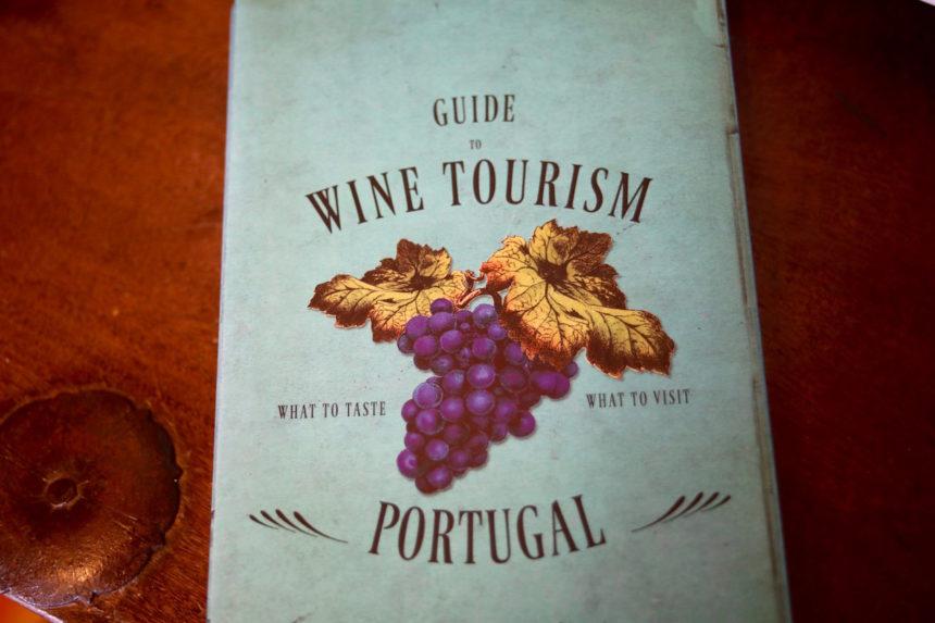 Boek Wine Tourism Portugal book wine guide wine tourism