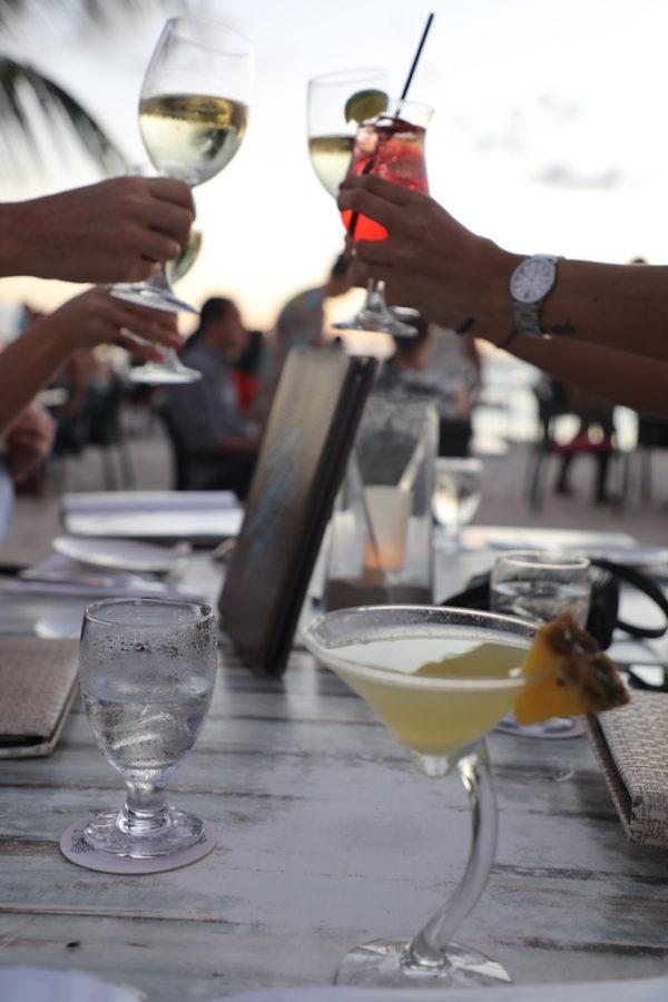 restaurants Aruba puuruiteten reisblog reisblogger Barefoot Restaurant Aruba