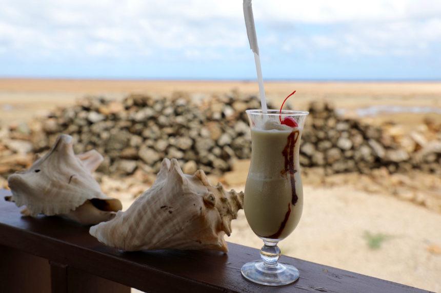 Boca Prins Bar Restaurant restaurants Aruba cocktail dirty colada puuruiteten reisblog foodblog