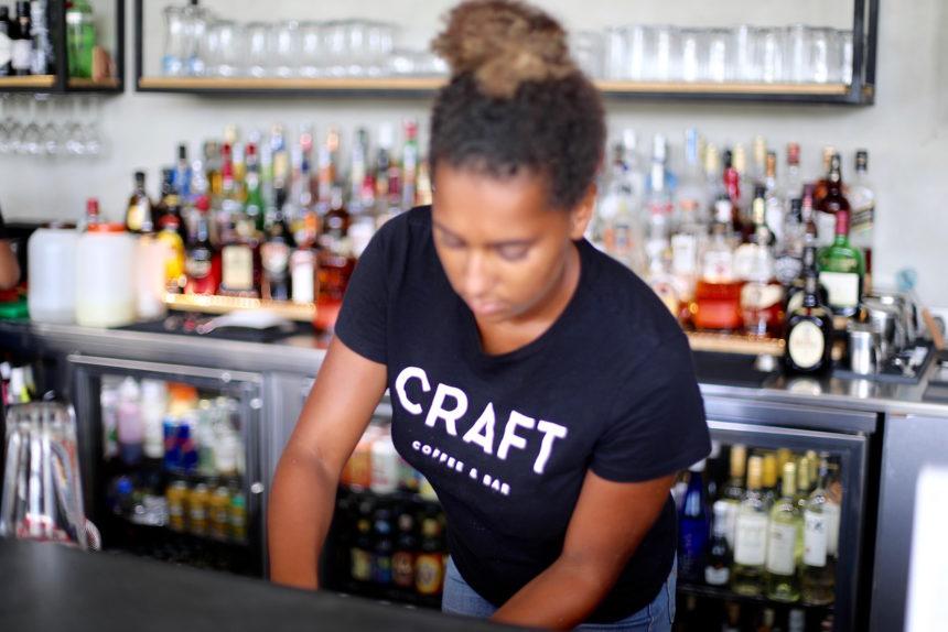 Craft koffiebar Aruba koffie