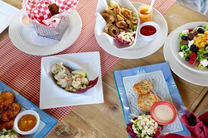 The West Deck Aruba restaurants puuruiteten