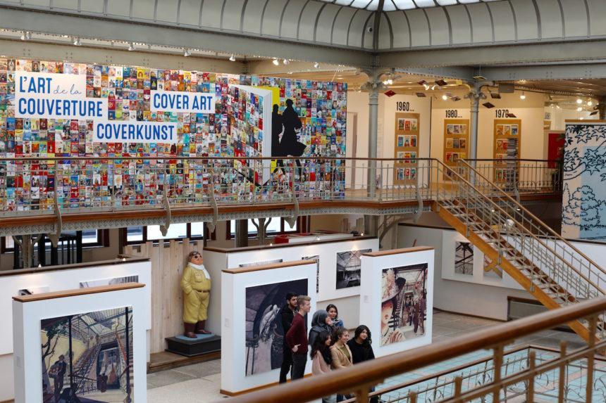 Stripmuseum Brussel