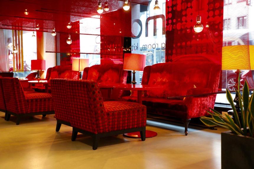 Hotel Bloom Brussel brussels bruxelles