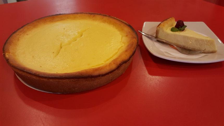 Recept cheesecake Fermento Alkmaar biologisch