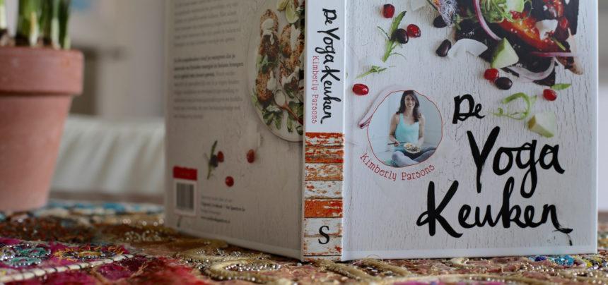 Winactie De Yogakeuken kookboek win actie puuruiteten puur uit eten winnen recensie vegetarisch eten