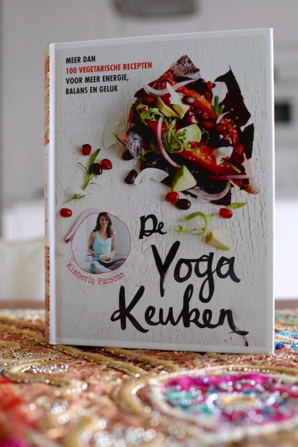 Winactie kookboek De Yogakeuken Kimberley Parsons kookboek vegetarisch eten