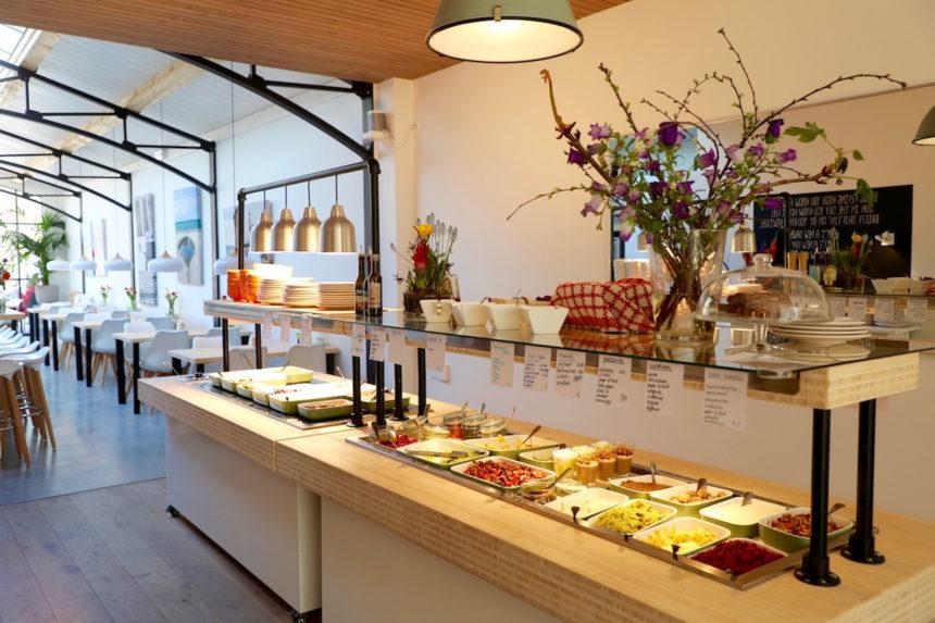 Restaurant LoFF Breda vegetarisch restaurant