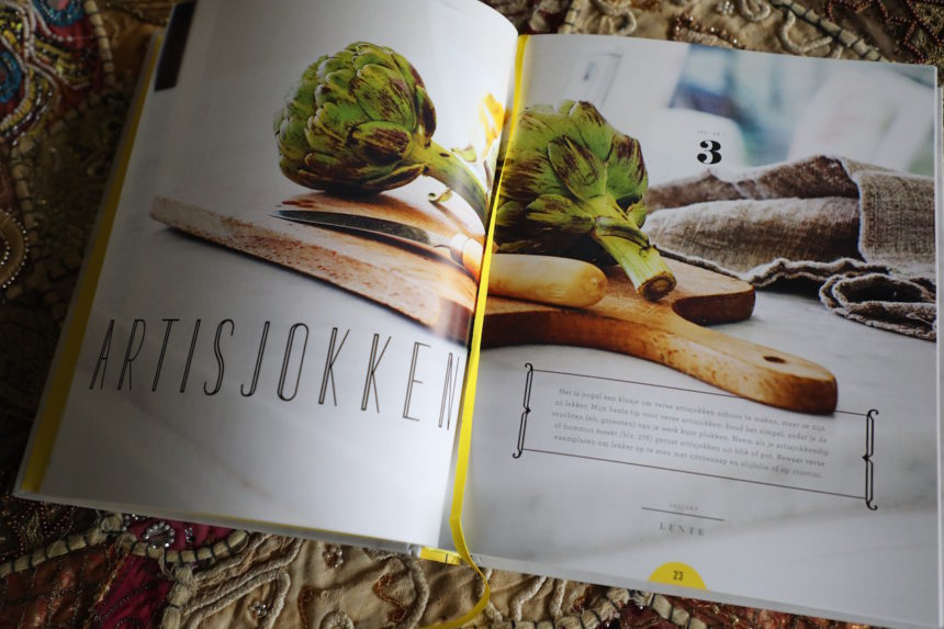 Love Lemons winactie kookboek artisjok