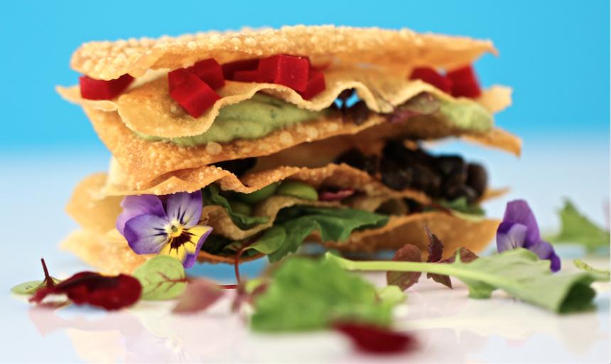 vegetarisch restaurantde culinaire werkplaats Amsterdam