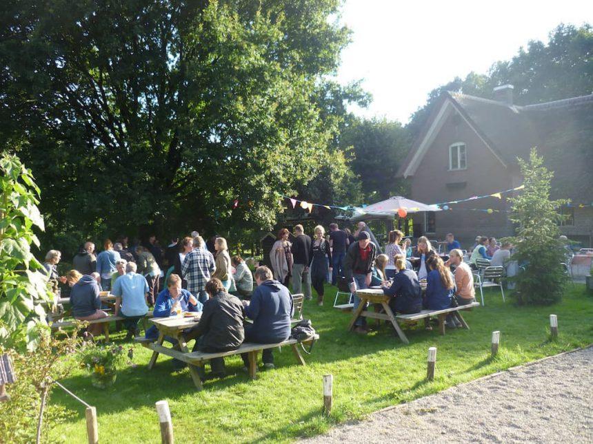 Hoeve Klein Mariendaal Arnhem biologisch restaurant arnhem