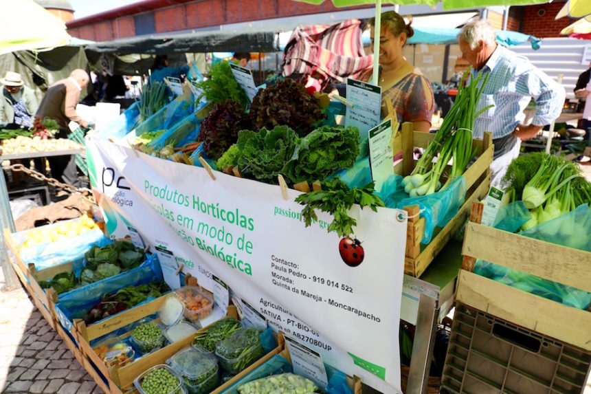 Olhão markt algarve tips biologisch