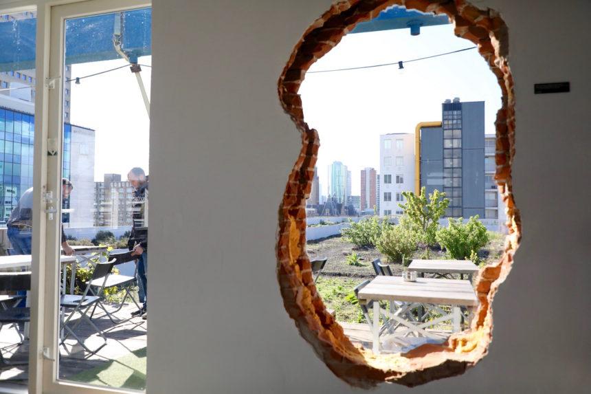 Op het dak Rotterdam hotspots