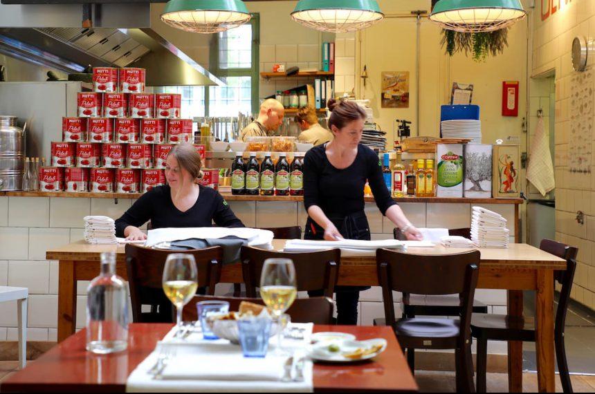 Rotterdam biologisch restaurant Oliva