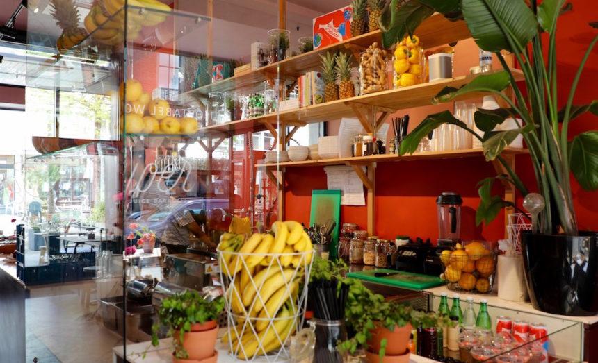 Sajoer Rotterdam juicebar