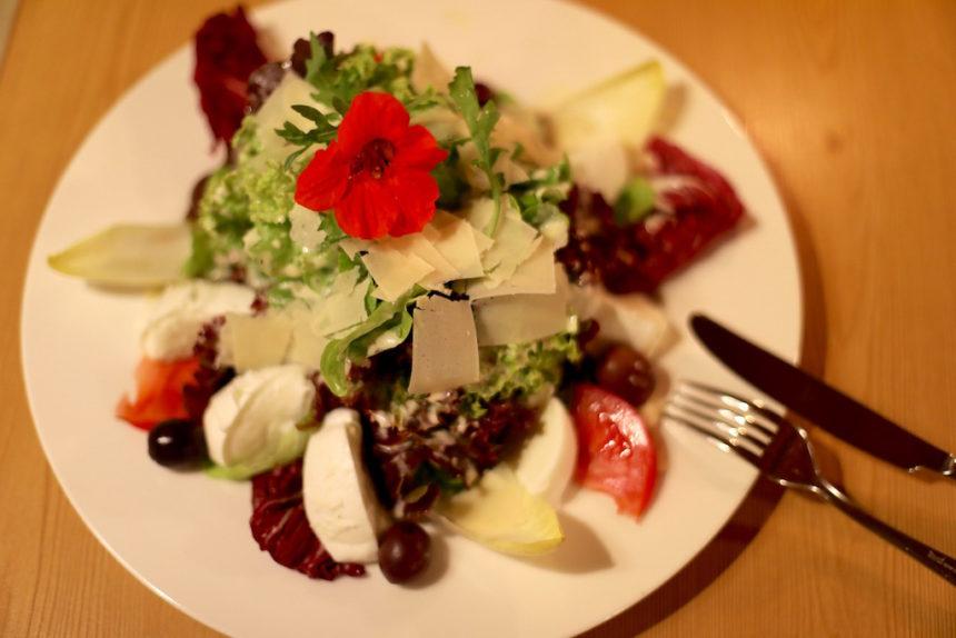 Salade Camping Stadlerhof Tirol