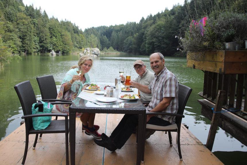 Restaurant Berglsteiner See Tirol uit eten restaurants