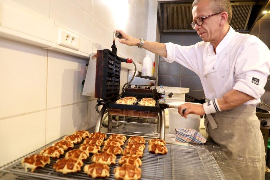 Luikse wafels Une Gauffrette Saperlipopette wat te doen in luik luikse wafel