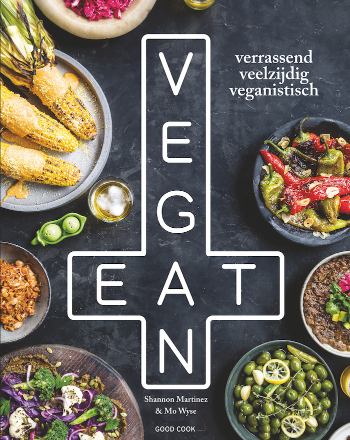 EAT VEGAN kookboek winactie